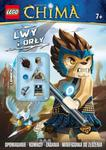Lego Chima. Lwy i Orły (+ figurka) (LNC-201) w sklepie internetowym Booknet.net.pl