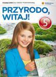 Przyrodo, witaj! Klasa 5, szkoła podstawowa. Przyroda. Podręcznik w sklepie internetowym Booknet.net.pl