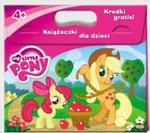 My Little Pony. Książeczki dla dzieci. Teczka w sklepie internetowym Booknet.net.pl