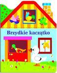 Domki z okienkami. Brzydkie kaczątko w sklepie internetowym Booknet.net.pl
