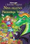 Dziewczynka z Szóstego Księżyca. Tom 3. Nina i klątwa Pierzastego Węża w sklepie internetowym Booknet.net.pl