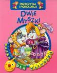 Dwie myszki Przeczytaj i pokoloruj w sklepie internetowym Booknet.net.pl