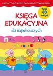 Księga edukacyjna dla najmłodszych w sklepie internetowym Booknet.net.pl