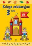 Księga edukacyjna 3-latka w sklepie internetowym Booknet.net.pl