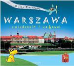 Warszawa. Zwiedzanie i zabawa! w sklepie internetowym Booknet.net.pl