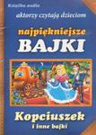 Kopciuszek i inne bajki 1 CD w sklepie internetowym Booknet.net.pl