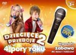 Karaoke Dziecięce Przeboje 2 4 pory roku w sklepie internetowym Booknet.net.pl
