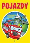 Pojazdy Kolorowanki i naklejki w sklepie internetowym Booknet.net.pl