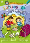 Akademia przedszkolaka Zabawa z literkami w sklepie internetowym Booknet.net.pl