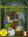 Sabotażysta Rozszerzenie w sklepie internetowym Booknet.net.pl