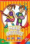 Kolorowanka Mali artyści w sklepie internetowym Booknet.net.pl