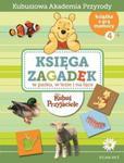 Księga zagadek W parku, w lesie i na łące w sklepie internetowym Booknet.net.pl