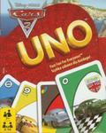 UNO gra karciana Cars 2 w sklepie internetowym Booknet.net.pl
