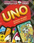 Uno gra karciana Monster High w sklepie internetowym Booknet.net.pl