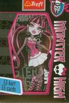 Karty do gry Monster High w sklepie internetowym Booknet.net.pl
