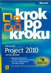 Microsoft Project 2010 krok po kroku w sklepie internetowym Booknet.net.pl