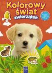 Kolorowy świat zwierzątek - Pies w sklepie internetowym Booknet.net.pl