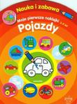 Pojazdy Moje pierwsze naklejki 3-5 lat w sklepie internetowym Booknet.net.pl