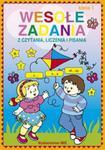 Wesołe zabawy z czytania, liczenia i pisania 1 w sklepie internetowym Booknet.net.pl