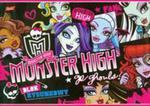 Blok rysunkowy A4 Monster High w sklepie internetowym Booknet.net.pl