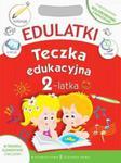 """Teczka edukacyjna """"Edulatki - 2-latek"""" PROMOCJA w sklepie internetowym Booknet.net.pl"""