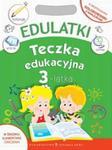 """Teczka edukacyjna """"Edulatki - 3-latek"""" PROMOCJA w sklepie internetowym Booknet.net.pl"""