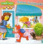 Sezamkowy Zakątek Ulubione bajki 9 Salon fryzjerski w sklepie internetowym Booknet.net.pl