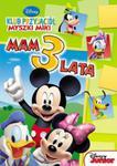Klub Przyjaciół Myszki Miki Mam 3 lata Disney Junior w sklepie internetowym Booknet.net.pl