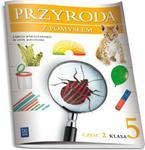Przyroda z pomysłem. Klasa 5, szkoła podstawowa, część 2. Przyroda. Zajęcia warsztatowe. w sklepie internetowym Booknet.net.pl