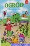 Ogród. Zabawa i nauka - Naklejanki w sklepie internetowym Booknet.net.pl