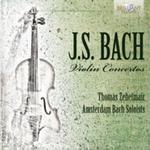 J. S. Bach: Violin Concertos w sklepie internetowym Booknet.net.pl