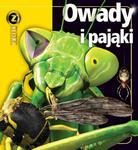 Owady i pająki. Z bliska w sklepie internetowym Booknet.net.pl