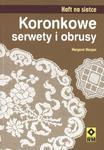 Koronkowe serwety i obrusy Haft na siatce w sklepie internetowym Booknet.net.pl
