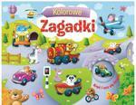 Kolorowe zagadki Kręć i ucz się liczyć w sklepie internetowym Booknet.net.pl