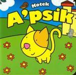 Kotek A ' psik. Mini zwierzątka w sklepie internetowym Booknet.net.pl