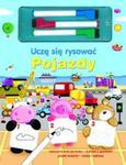 Pojazdy Uczę się rysować. w sklepie internetowym Booknet.net.pl