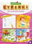 Pierwsze cyferki przedszkolaka w sklepie internetowym Booknet.net.pl