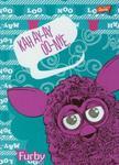 Brulion A5 Furby w kratkę 96 kartek Kah ay-ay oo-nye w sklepie internetowym Booknet.net.pl