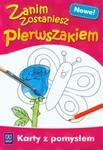 Zanim zostaniesz pierwszakiem Karty z pomysłem w sklepie internetowym Booknet.net.pl