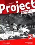 Project 2. Szkoła podstawowa, część 2. Język angielski. Zeszyt ćwiczeń. Fourth edition + CD w sklepie internetowym Booknet.net.pl
