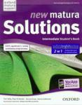 Matura Solutions Intermediate Student`s Book+Exam Brochure+Online Workbook w sklepie internetowym Booknet.net.pl
