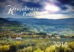 Kalendarz 2014 Krajobrazy Polski w sklepie internetowym Booknet.net.pl