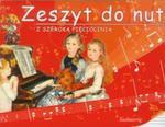 Zeszyt do nut z szeroką pięciolinią w sklepie internetowym Booknet.net.pl