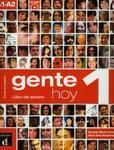 Gente Hoy 1 Podręcznik z płytą CD w sklepie internetowym Booknet.net.pl