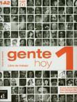 Gente Hoy 1 Ćwiczenia z płytą CD w sklepie internetowym Booknet.net.pl