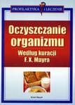 OCZYSZCZANIE ORGANIZMU WG.KURACJI .. w sklepie internetowym Booknet.net.pl