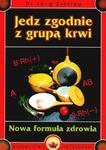Jedz zgodnie z grupą krwi. Nowa formuła zdrowia w sklepie internetowym Booknet.net.pl