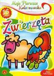 Moja pierwsza kolorowanka Zwierzęta w sklepie internetowym Booknet.net.pl