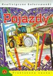 Realistyczne kolorowanki Pojazdy w sklepie internetowym Booknet.net.pl