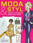 Moda i styl Poradnik jak projektować ubrania, buty i dodatki w sklepie internetowym Booknet.net.pl